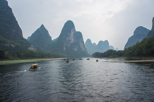 China, Giulin, Li River