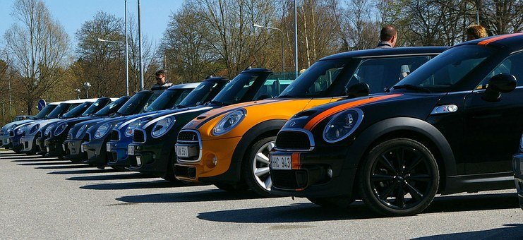 Minicooper, Community, Affiliation, Cars