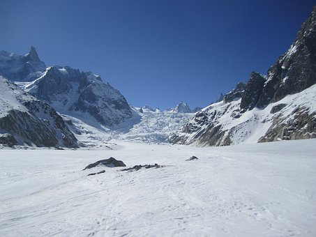 Chamonix, Mont Blanc, Alpine, Snow, High Mountains