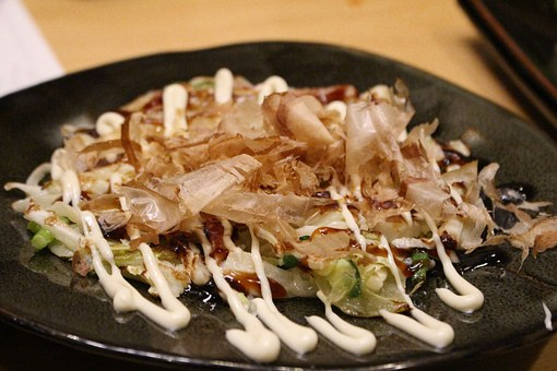 Of, Japanese, Food, Katsuobushi