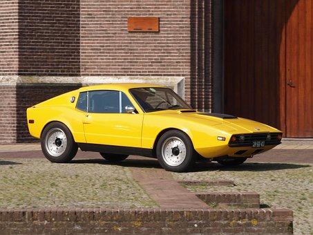 Saab, Sonnett, Classic, Vehicle, Car, Oldtimer