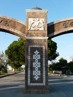Ornaments, Archway, Oriental, Arabic, Building
