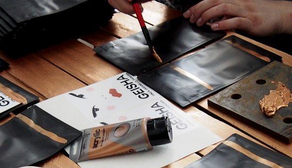 Art, Packaging, Design, Packaging Design, Package
