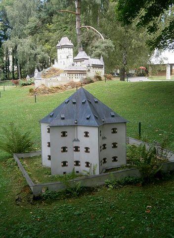 Summer Palace Star, Villa, Park, Czech Republic, Prague