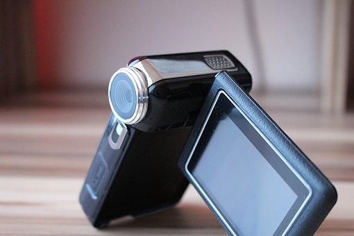 Camera, Video Camera, Multimedia, Handcam