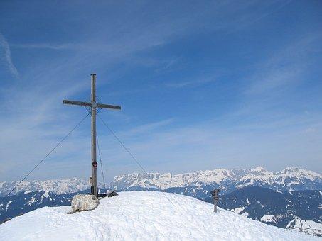 Semolina Kar Corner, Wagrain, Winter, Snowboarding