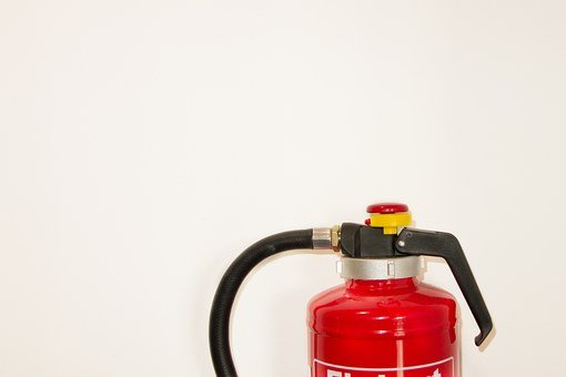 Fire Extinguisher, Brand, Fire Fighting, Delete, Fire
