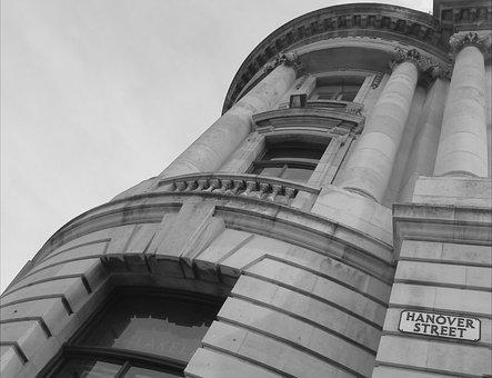 Hanover Street, Architecture, Building, Edinburgh