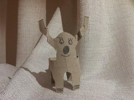Paper Reindeer, Child Labor, Creativity