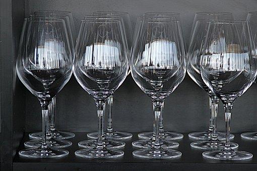 Glass, Wine, Drink, Stemware, Tasting, Wine Glasses