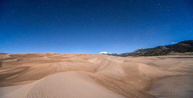 Arid, Barren, Desert, Dry, Dune, Hill, Hot, Landscape