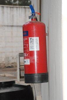 Extinguisher, Fire, Equipment, Fire Drencher