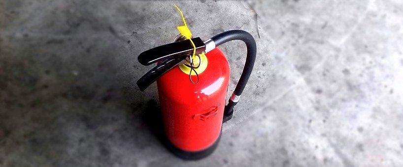 Fire-fighting, Fire Extinguisher, Fireworks, Red, Tool