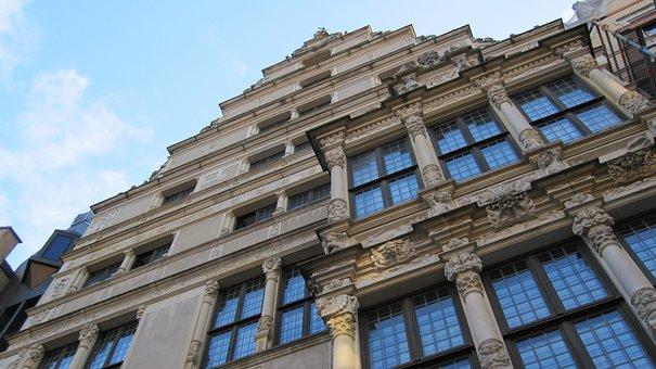 Hanover, Old Town, Leibnizhaus