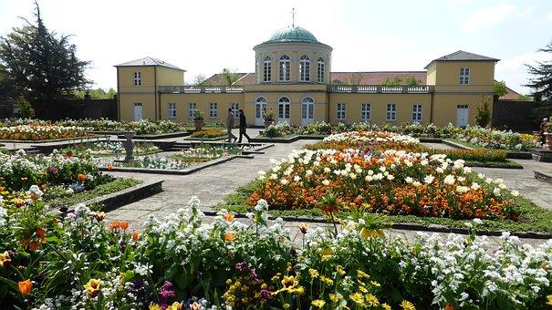 Mountain Garden, Hanover Lord Hausen, Jewelry Court