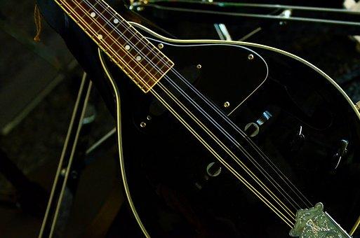 Guitar, Guitar Strings, Musical Instrument, Music
