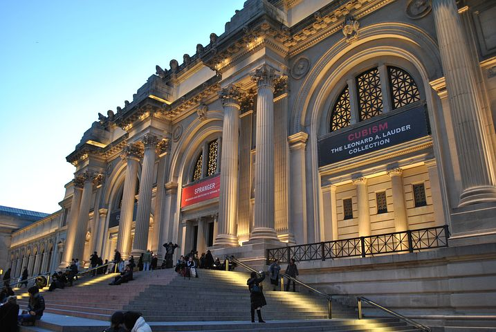 Metropolitan Museum Of Art, Nyc, New York, City
