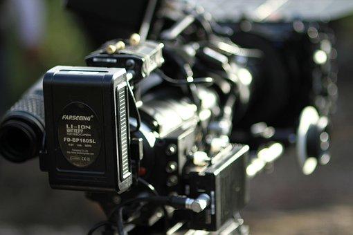 Digital Camera, Technology, Film, Gadget, Movie Camera