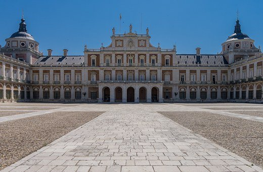 Palace, Spain, King, Madrid, Architecture, Tourism