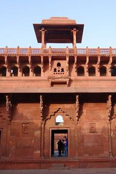 Agra Fort, Castle, Palace, Mughal, Unesco Site