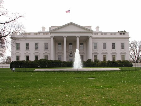United States, White House, Washington, Dc, Executive