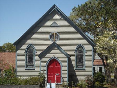 Chapel, Church, Architecture, Religion, Building
