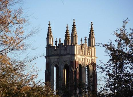 Church Tower, Gothic, Architecture, Tower, Church, Old