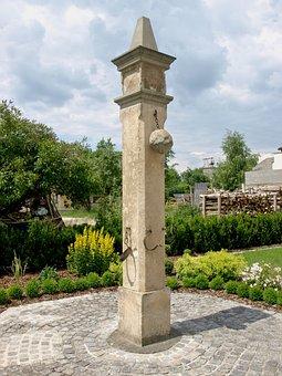 Pranger, Wang, Lower Austria, Monument, Column