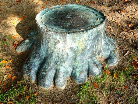 Sculpture, Dalfsen, Mataram Manor, Bronze, Art