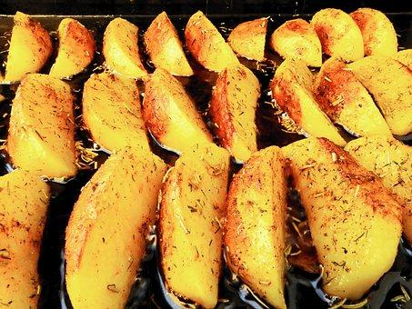 Potatoes, Potato Corners, Countrypatato, Vegetarian