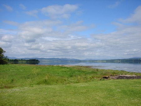 Black Isle, Inverness, Ness, Summer