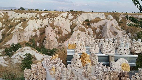 Travel, Turkey, Cappadocia, Break, Gorge, Pigeon Gorge