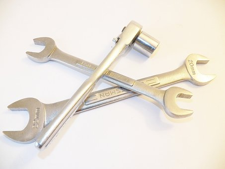Wrench, Wrenches, Screw Driver, Screw Drivers, Tool