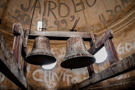 Basilica Chiquinquira, Bells, Bell Tower, Church