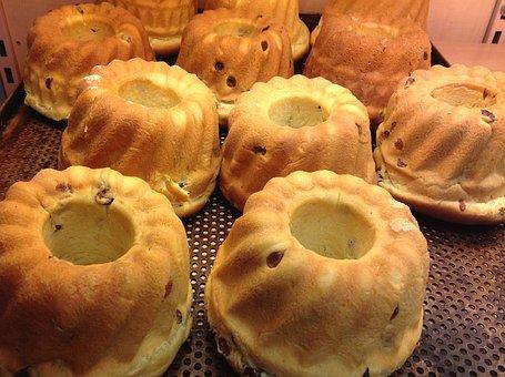 Gugelhupf, Cake, Austrian Gugelhupf, Marble Gugelhupf