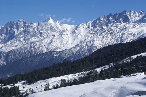 Auli Hills, Himalaya, Badri Mountain