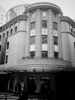 Myeongdong Art Theater, Theatre, Building