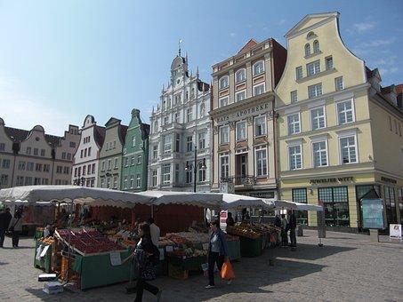 Rostock, Age Marketplace, Hanseatic League