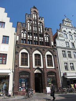 Stadtbiliothek, Rostock, Hanseatic League