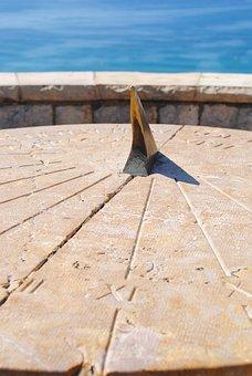 Sun Dial, Tarragona, Tourist, Traditional, Solar