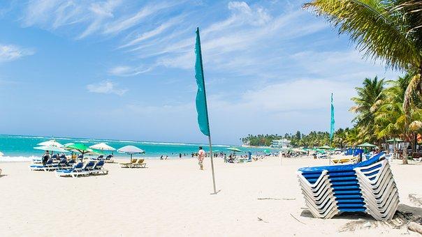 Beach, Sunrice, Sunset, Cabarete, Costa Del Sol, Sea