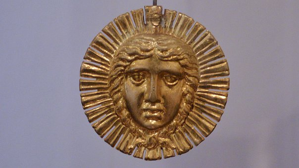 The Pendulum, Monument, The Sun, Time, Clock