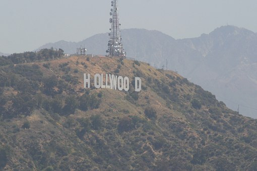 Hollywood, Los Angeles, America, California, View
