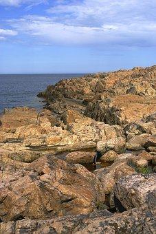Cliffs, North Uppland, Arms Lasse, Water, Coastal