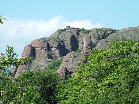 Belogradchik, Rocks, Bulgaria, Mountains, Landscape