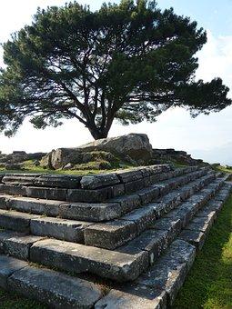 Turkey, Pergamon, Excavations, Bergama, Antique