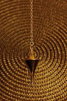 Pendulum, Commute, Lot, Cone, Conical, Metal