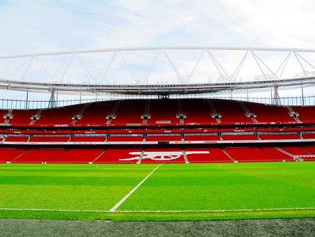 Emirates Stadium, London, Arsenal, Stadium, Football
