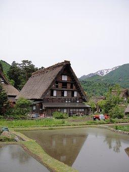 Shirakawa Xiang, Gassho Village, Northern Continental