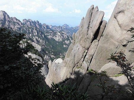 Huangshan, Cloud, Sky, Natural, Views, Open, Kistler